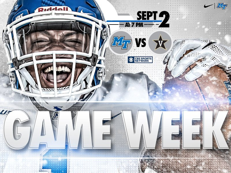 Battle for I-24 MTSU Hosts Vanderbilt