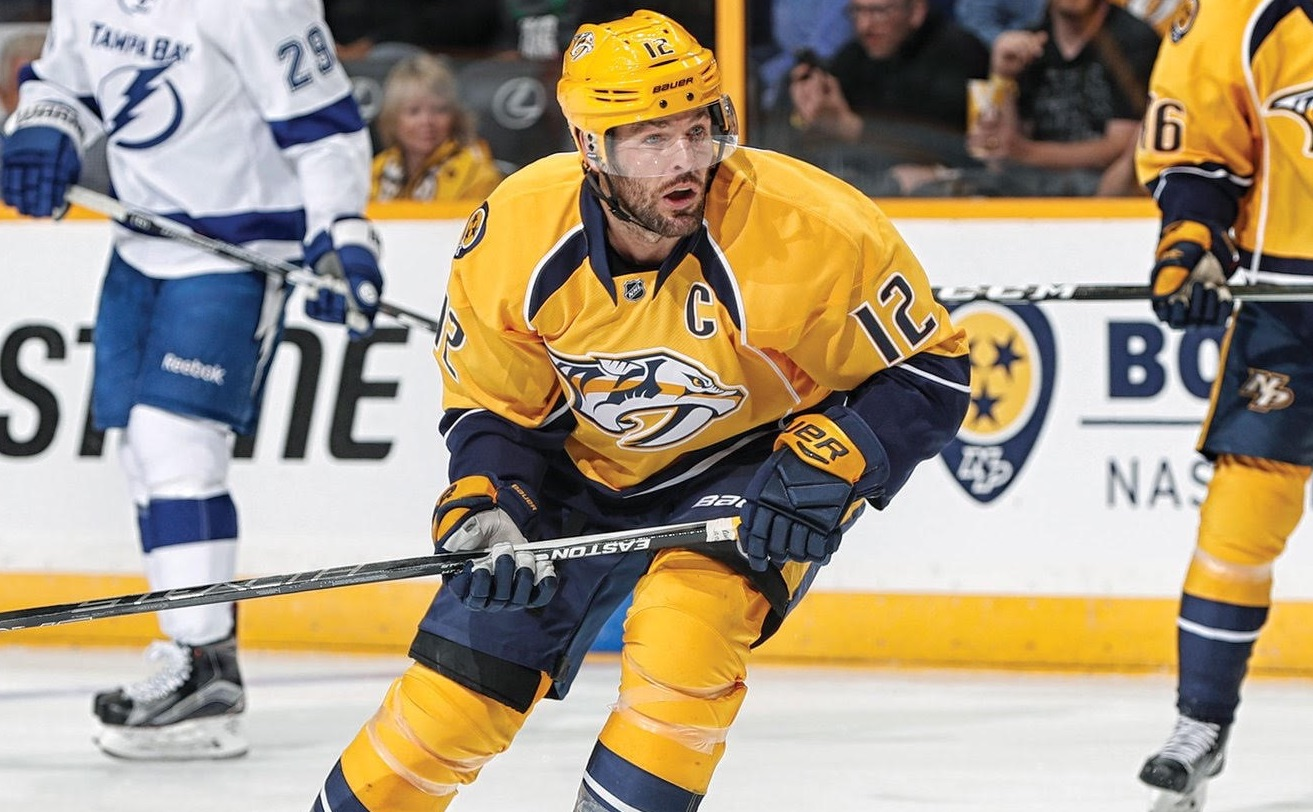 VIDEO: Top 5 Mike Fisher moments as a Nashville Predator