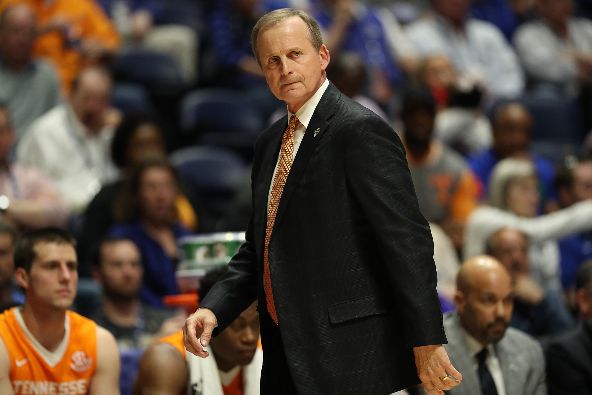 THE STARTING FIVE: A Needed Distraction for Tennessee Fans