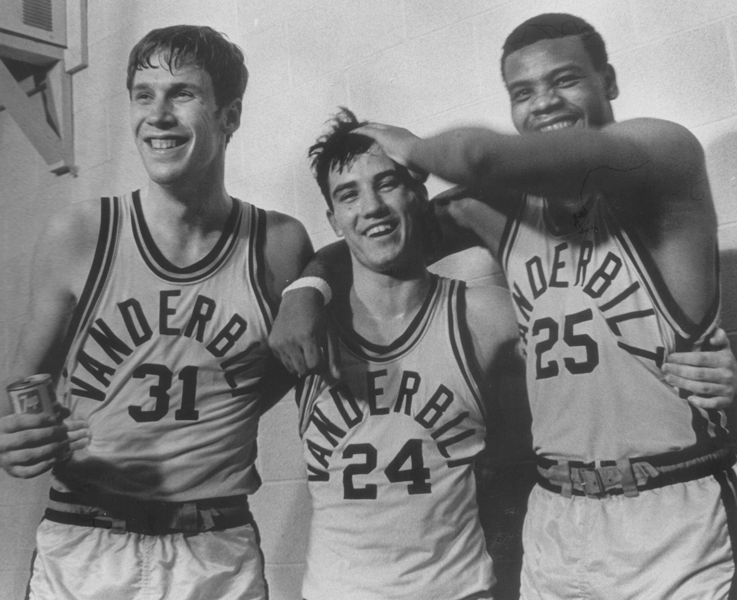 THE STARTING FIVE: Remembering Perry Wallace