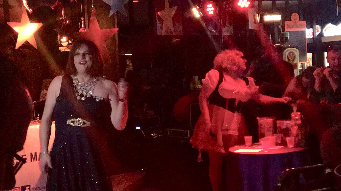 Entertainment on the rise; London's drag scene