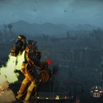 The new mod system for Power Armor is fully customizable, even with a Jet pack!