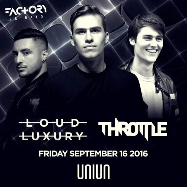 Factory Friday at Union Nightclub
