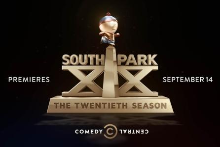 Matt & Trey are back with Season 20 of South Park