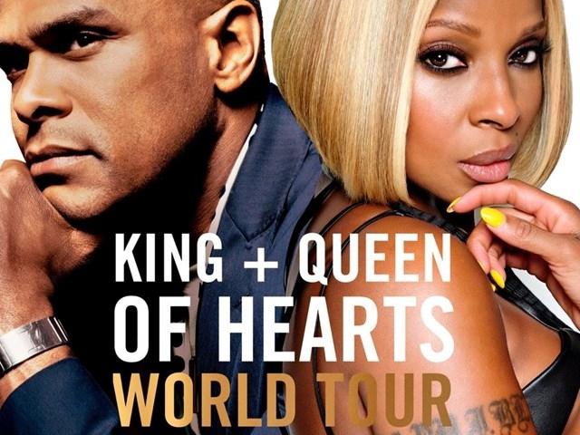 KING + QUEEN WORLD TOUR