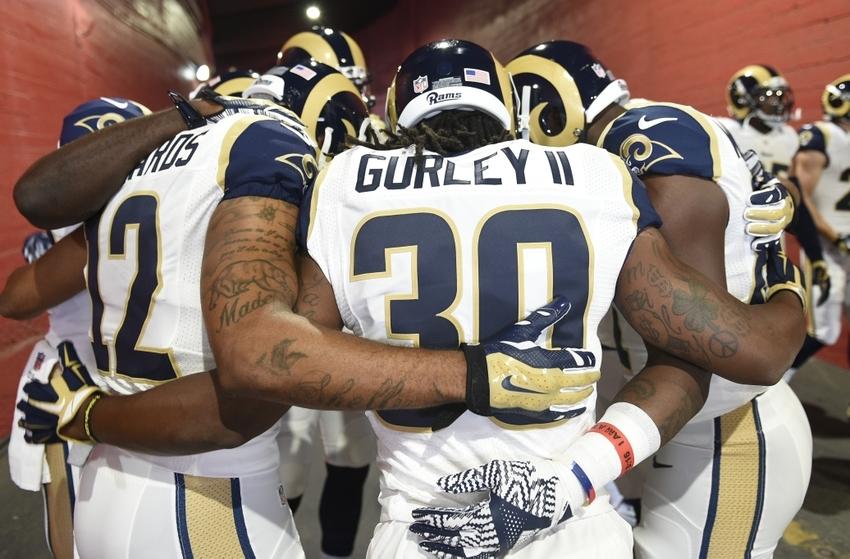 The LA Rams are Back