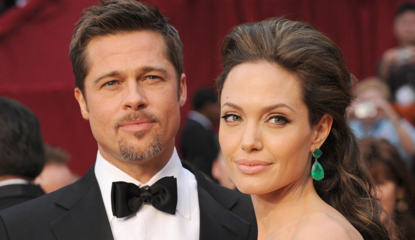 Angelina Jollie files for divorce