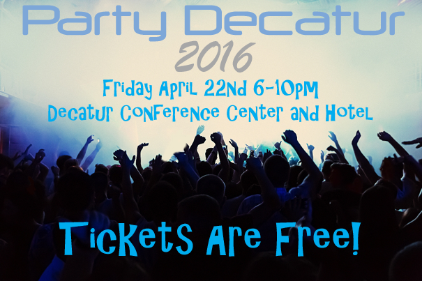 Party Decatur Page Header