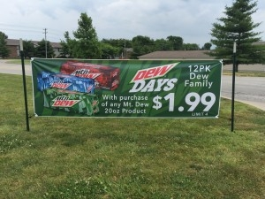 Dew Days Happening in 2 Locations TODAY!