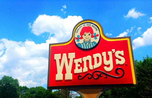 Credit Card Problem at Decatur Wendy's