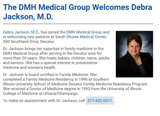 DMH News