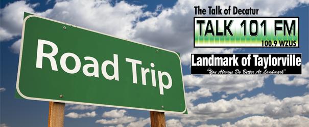 Week Three Photo Gallery -- Talk 101 Summer Road Trip