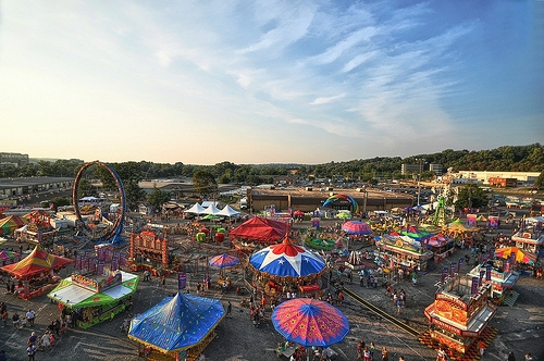 DuQuoin State Fair Opens