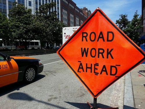 A Section of North Monroe Street Closed Starting Tomorrow