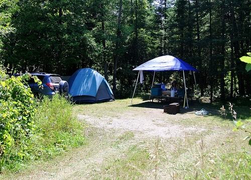 Camping Season at Lake Shelbyville Coming to a Close