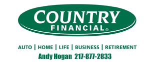 Coutry Financial Andy Hogan