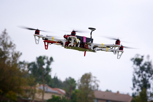 IDOT Testing Out Drones