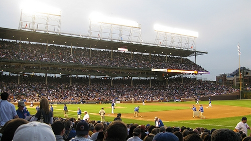 Cubs Considering Annual Bowl Game At Wrigley Field
