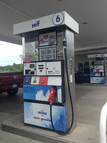 Gas Prices in Illinois are Down
