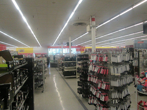 Retailers Worry About Theft Changes