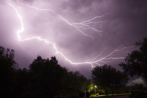 Storms Spark Tornado Warnings Across Illinois