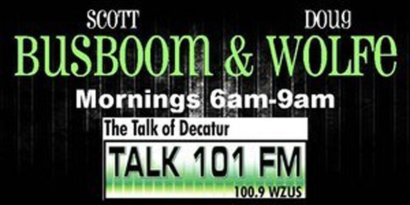 Feature: http://www.decaturradio.com/busboom-and-wolfe/