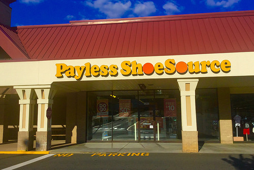 Payless ShoeSource Closing Stores In Illinois