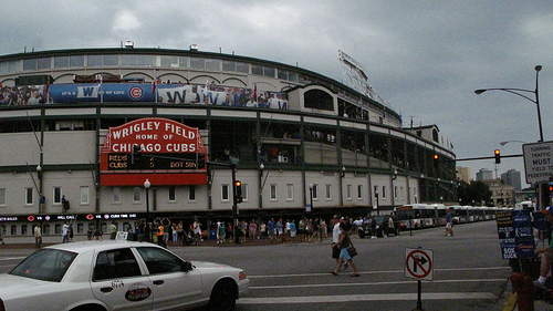 Cubs To Pay For More Security In Bombing Wake