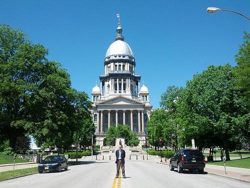 Illinois House Looking At Senate Budget Plan