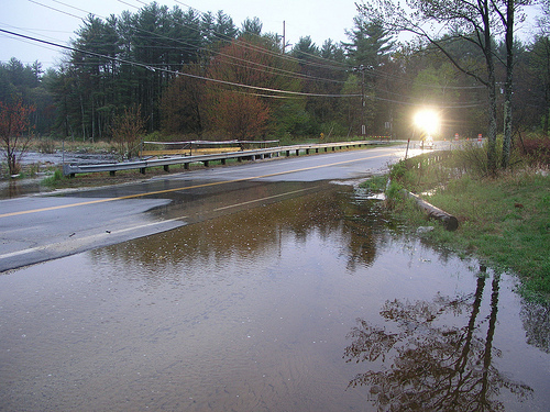 Don't Expect A Federal Flood Check