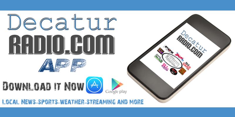 Download The Decatur Radio App
