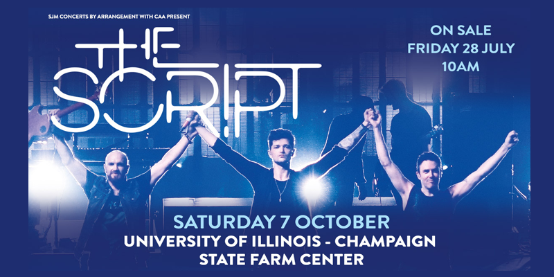Win Tickets To See The Script