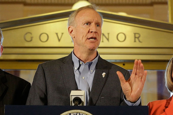 Governor Rauner's Office Says New Quincy Dorms Not Only Option