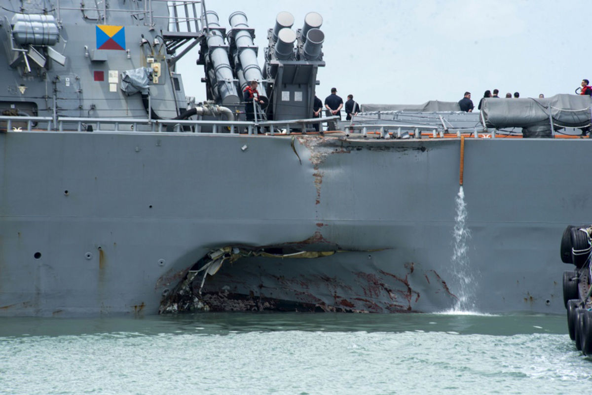 Central Illinois Sailor Among Those Missing After Crash