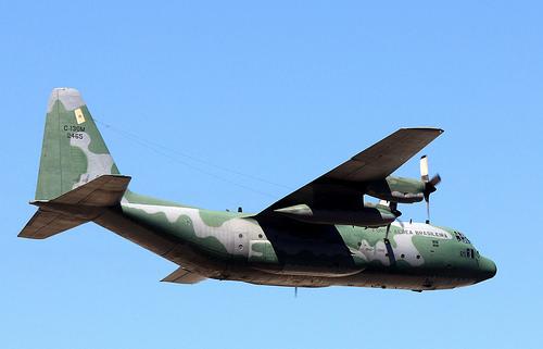 Peoria Air Guard Unit Sends Airmen To Texas