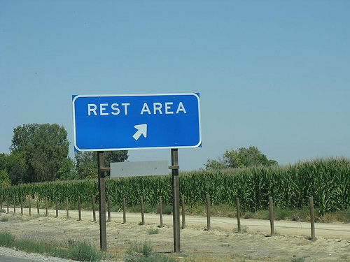 IDOT Overwhelmed With Rest Area Feedback