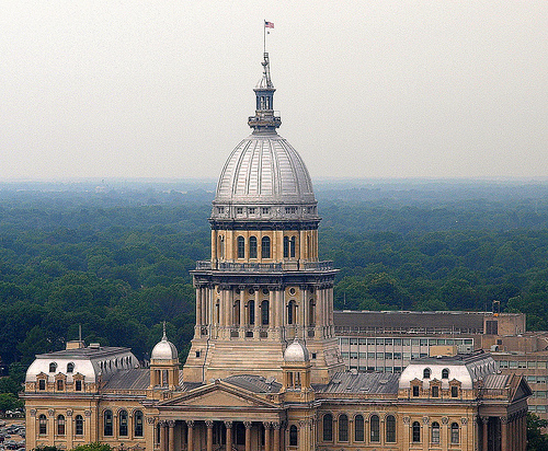 Illinois In Bottom Half In Latest Tax, Business Climate Report