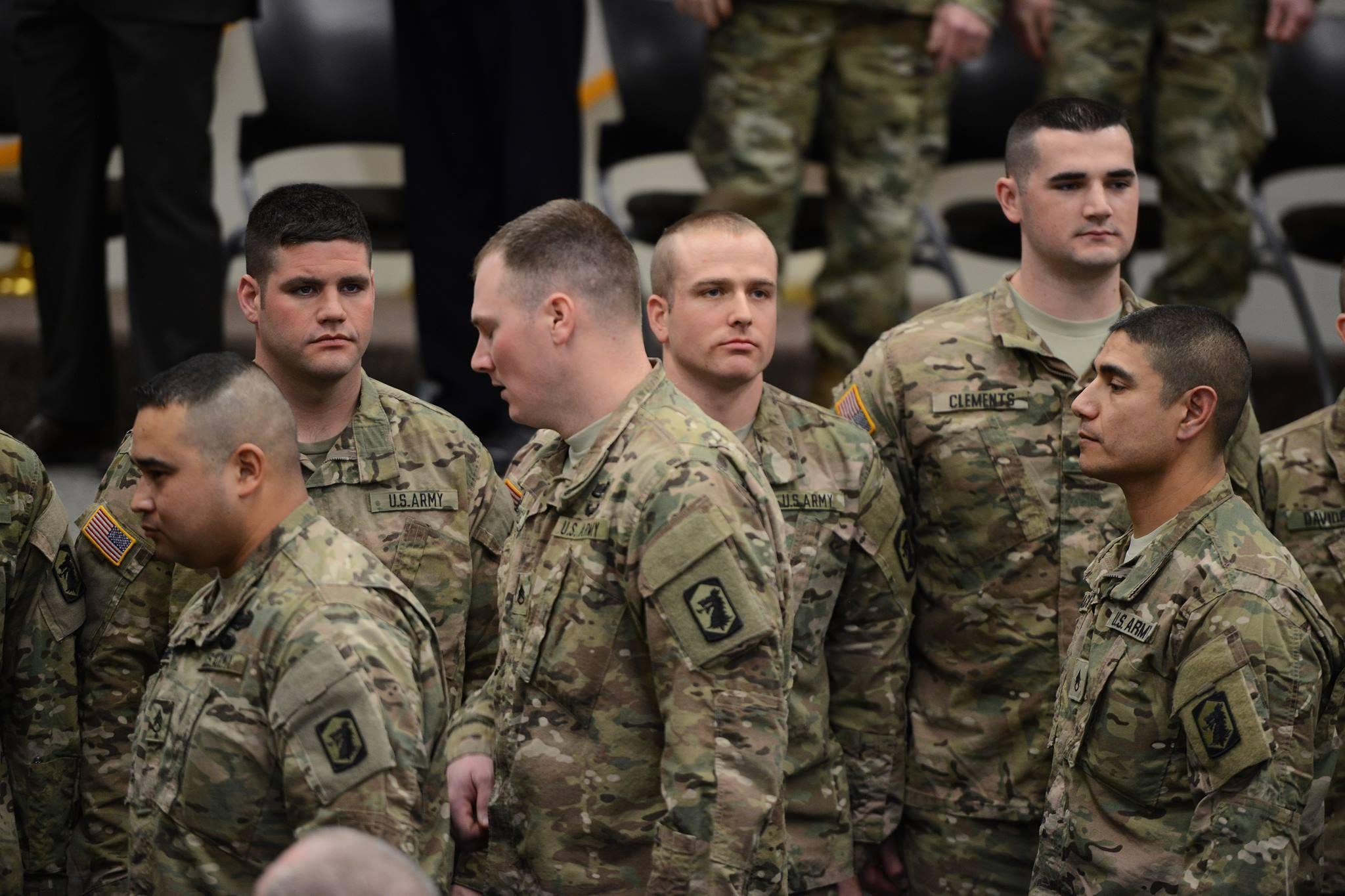 Over 550IllinoisGuardsmen On Standby For Puerto Rico Deployment