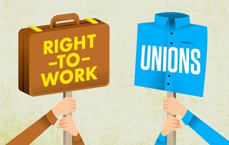 Local Right To Work Ban Fails Again