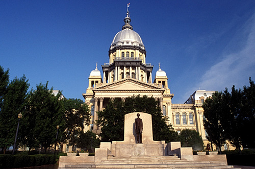 New Water Restrictions Announced AtIllinoisCapitol