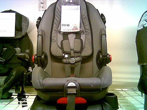 Car Seat Safety Check in Decatur