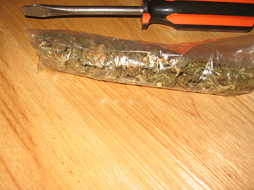Urbana Police Tout Fewer Marijuana Arrests