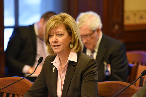 Jeanne Ives Defends 'Edgy' Ad As Honest