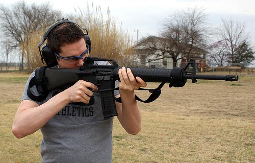 Durbin: No One Needs AR 15 To Hunt