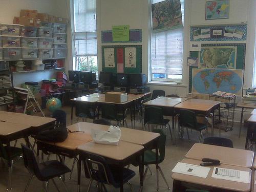 Congresswoman Bustos Looks At Illinois' Teacher Shortage