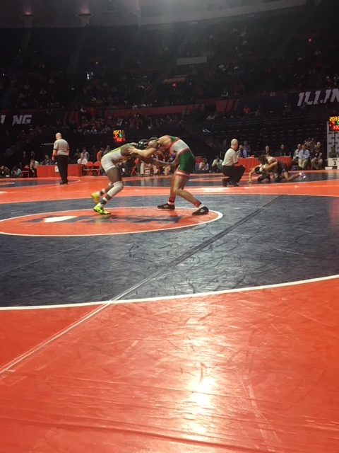 Class 2A State Wrestling Recap -- Day One