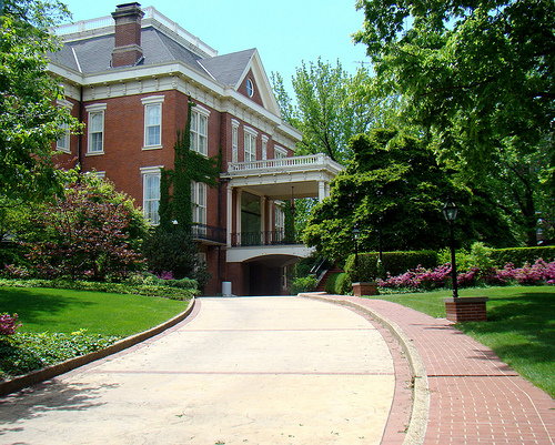 Governor's Mansion Utility Bills Really Were 100-Grand A Year