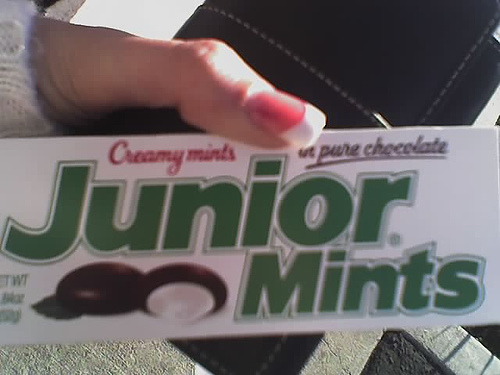 Lawsuit: Not Enough Candy In Junior Mints Box