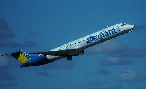 "Allegiant Defends Service After ""60 Minutes"" Report"
