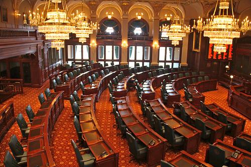 Illinois Senate Okays ERA